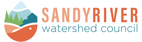 New Sandy River Watershed Council Logo